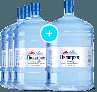 Доставка натуральной питьевой воды