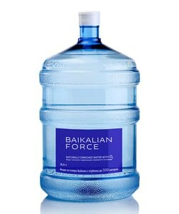 Вода «Baikalian Force» 19 л