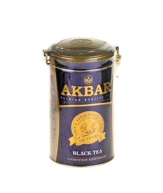 Чай AKBAR 100-years Premium Quality, 300г
