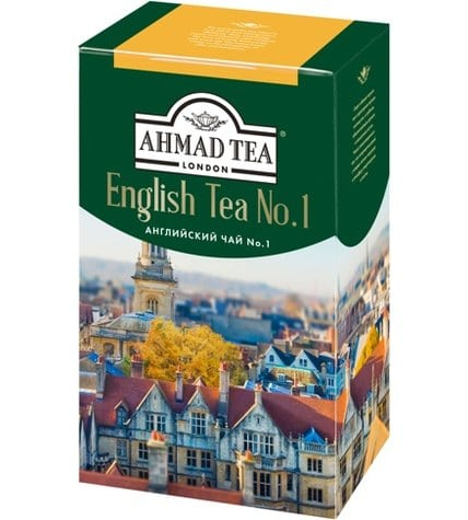 Чай черный Ahmad Tea English Tea No1 листовой 200 г