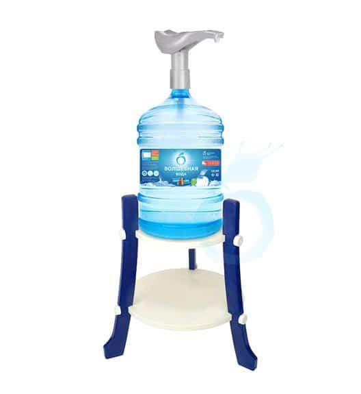Подставка для воды 19 литров своими руками 6