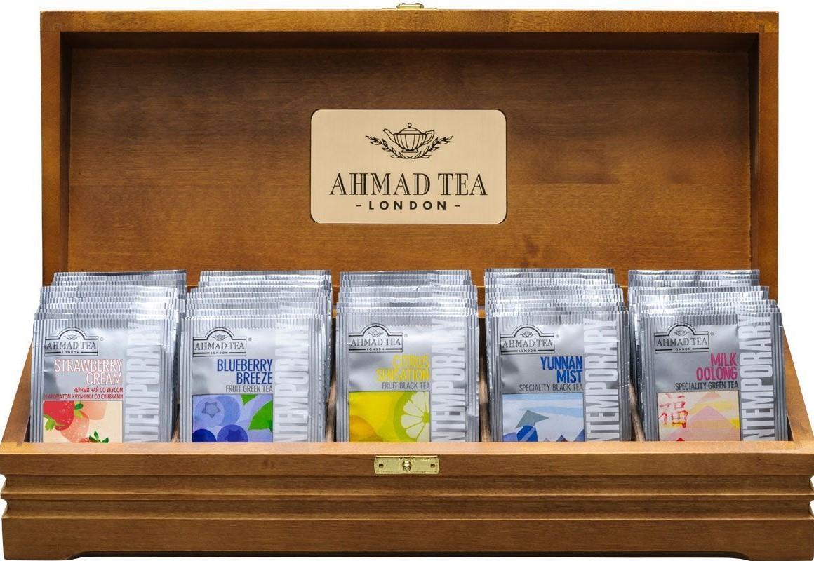 набор чая ахмад купить